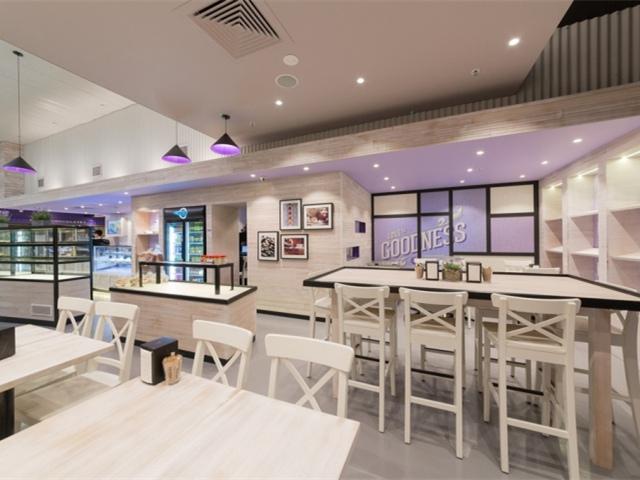 澳大利亚Breadlicious烘焙咖啡店