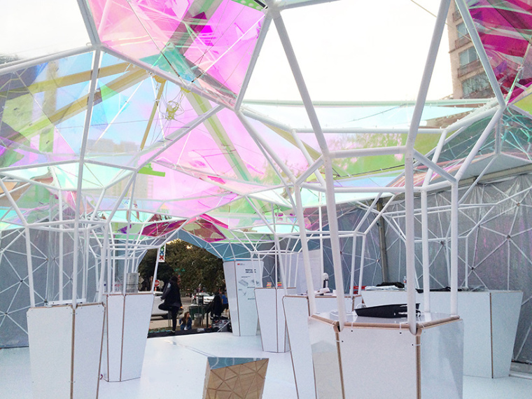 2015SXSW生活实验室展示馆