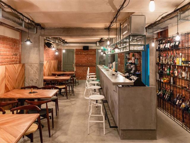 罗马尼亚Simbio厨房酒吧