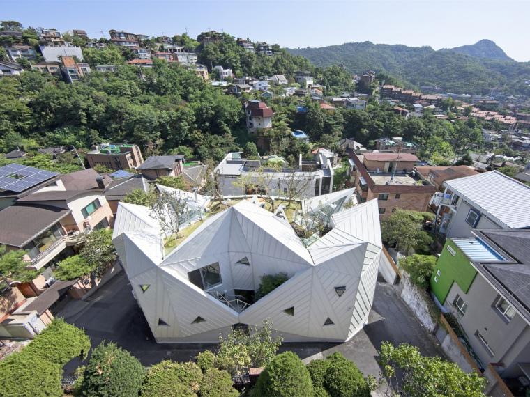 韩国HWA HUN住宅