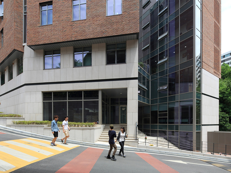 韩国长老会大学神学院宿舍楼
