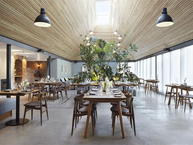 英国Woodspeen餐厅与烹饪学校