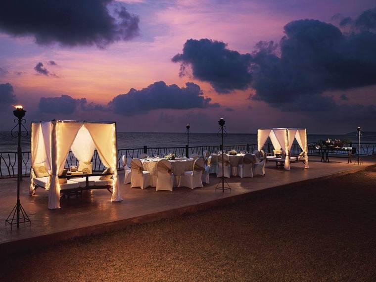 印度阿瓜达堡泰姬陵维万塔酒店