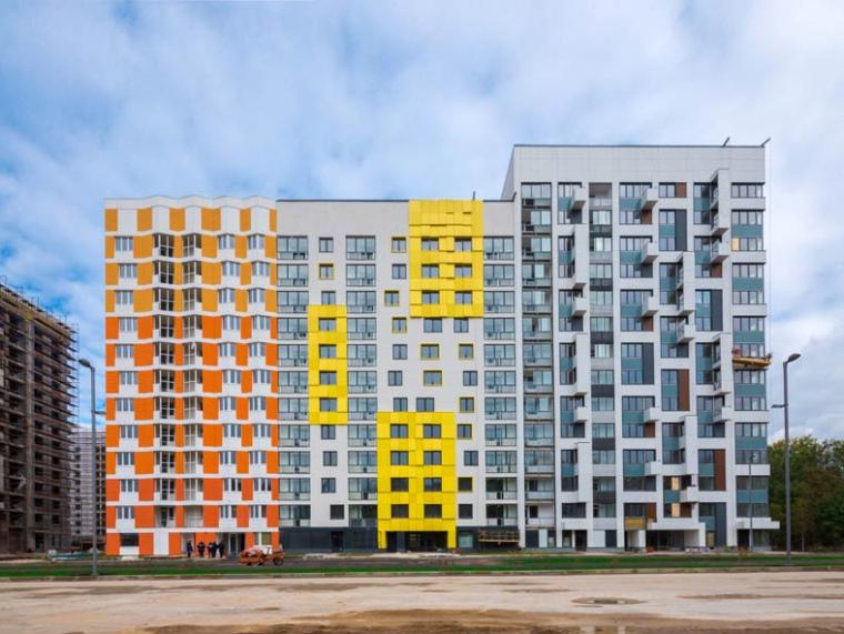 俄罗斯Microcity v lesu豪华住宅区