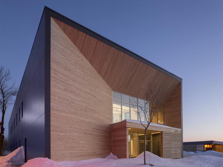 加拿大STGM总部办公楼