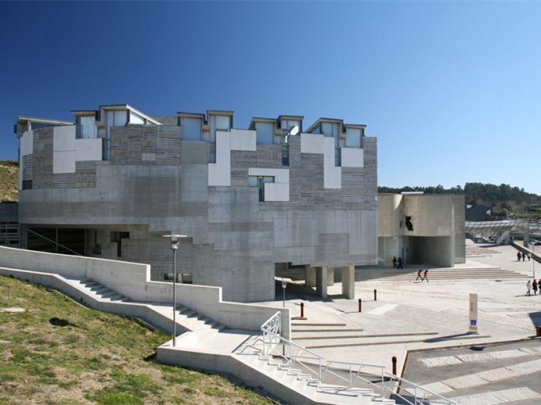西班牙比戈大学校长办公室