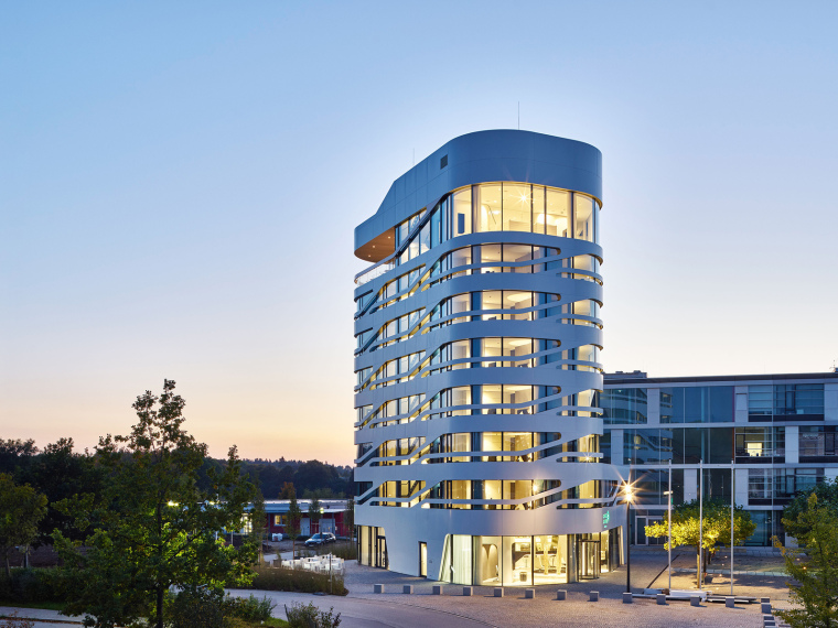 德国IZB住宅旅馆