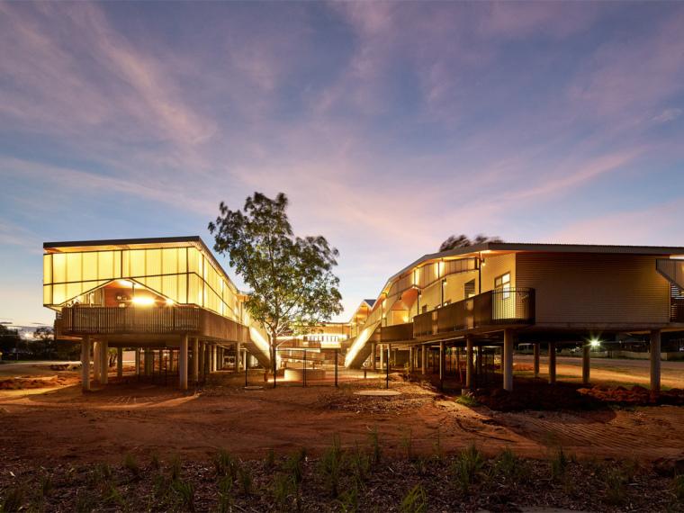 澳大利亞Warmun老人護理中心