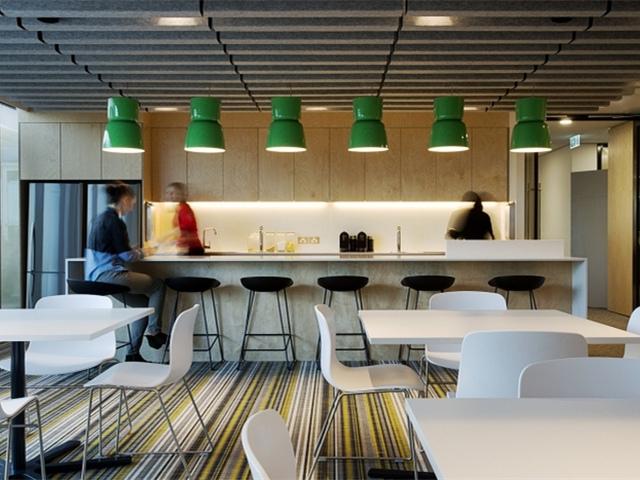 澳大利亚Aurecon公司办公室