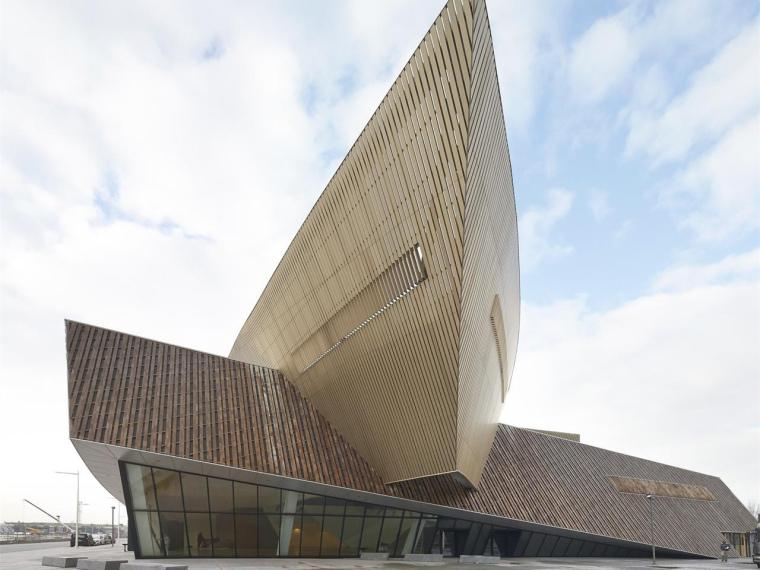 比利时蒙斯国际会展中心