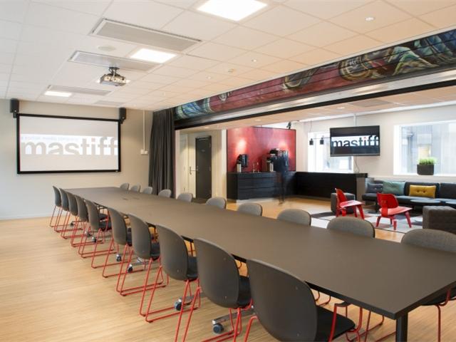 挪威Mastiff电视公司办公室