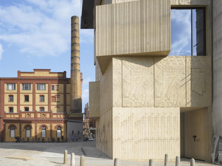 德国建筑绘图博物馆