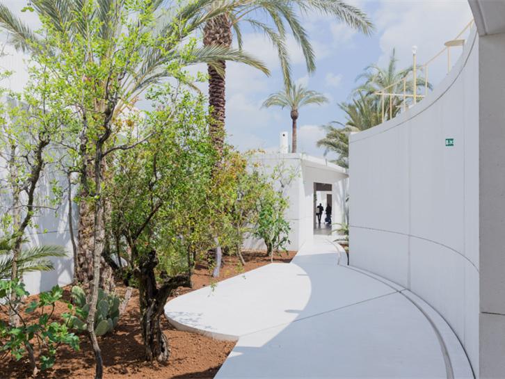 2015年米兰世博会巴林国展馆
