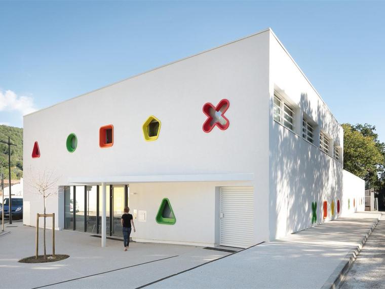 法国洛代沃幼儿园