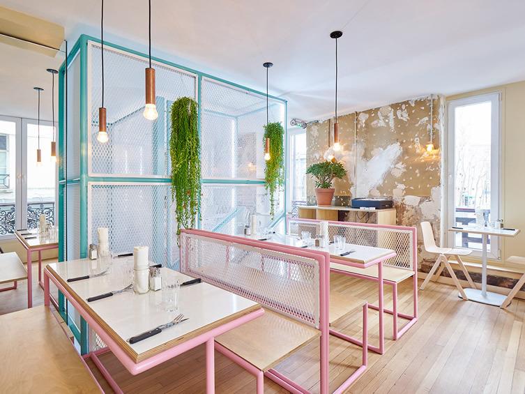 法国PNY餐厅