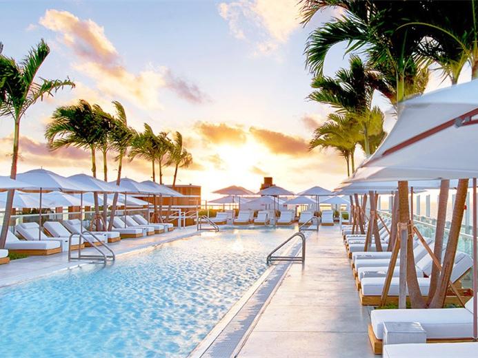 美国南海滩1号酒店