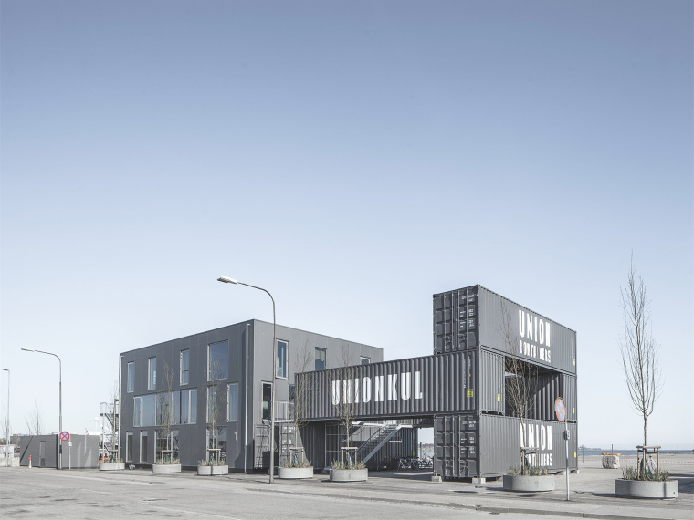丹麦可拆分房屋