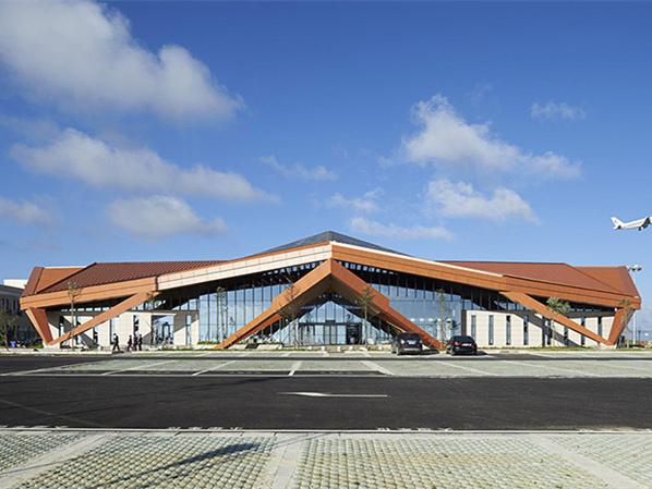 湖北神农架机场航站楼
