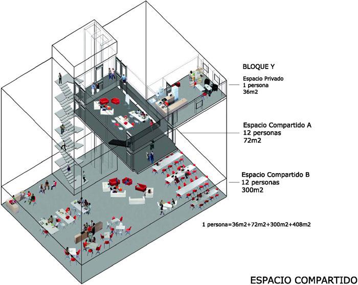 西班牙瓦伦西亚住宅综合体模型图-西班牙瓦伦西亚住宅综合体第11张图片