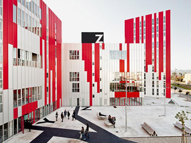 西班牙瓦伦西亚住宅综合体第1张图片
