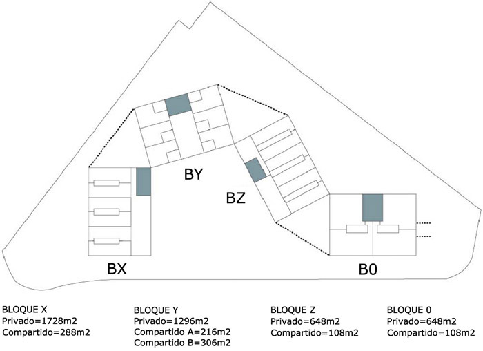 西班牙瓦伦西亚住宅综合体平面图-西班牙瓦伦西亚住宅综合体第13张图片