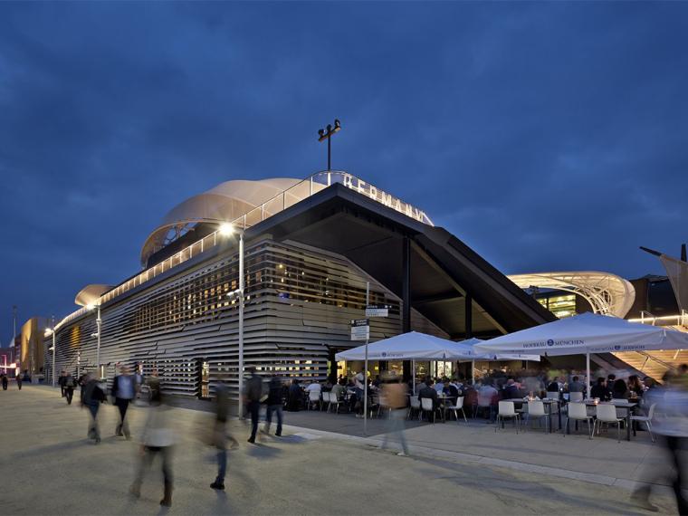 2015年米兰世博会德国馆