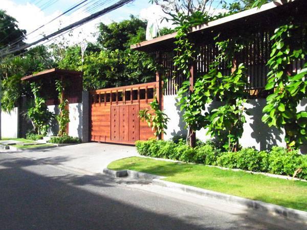泰国曼谷T.住宅小区