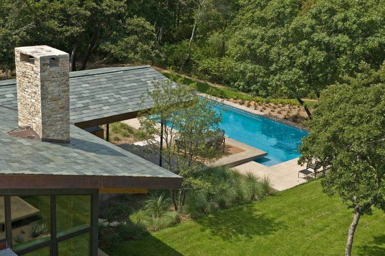 美国CEDAR-HILL住宅小区外部实景-美国CEDAR-HILL住宅小区第8张图片