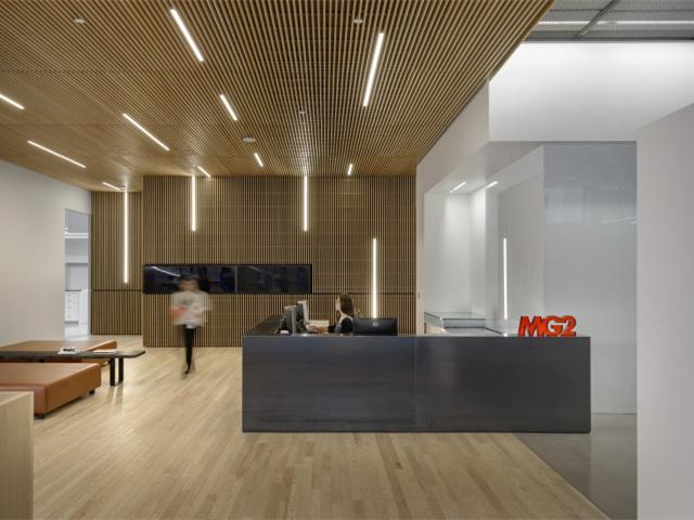 美国MG2国际公司总部办公室