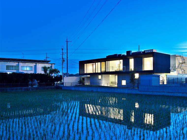 日本悬浮住宅第1张图片