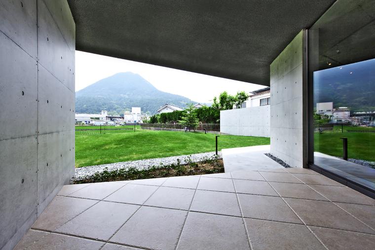 日本悬浮住宅外部之局部实景图-日本悬浮住宅第23张图片