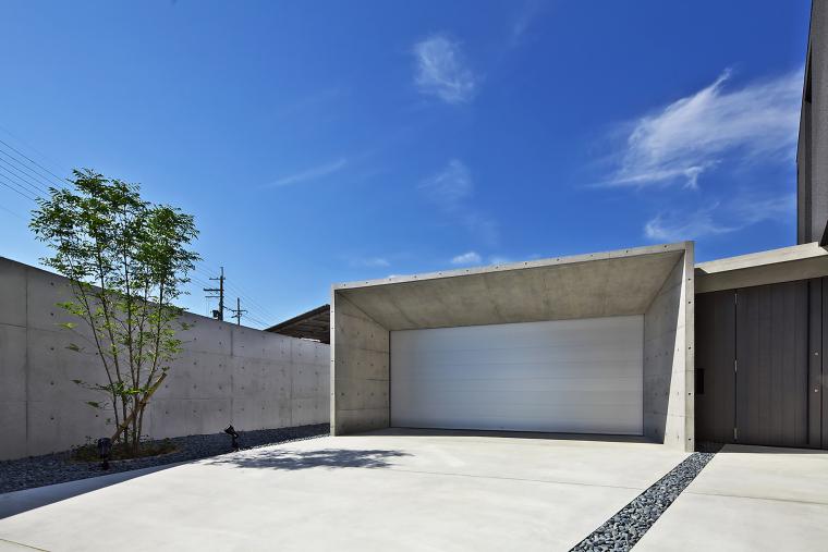 日本悬浮住宅外部实景图-日本悬浮住宅第15张图片