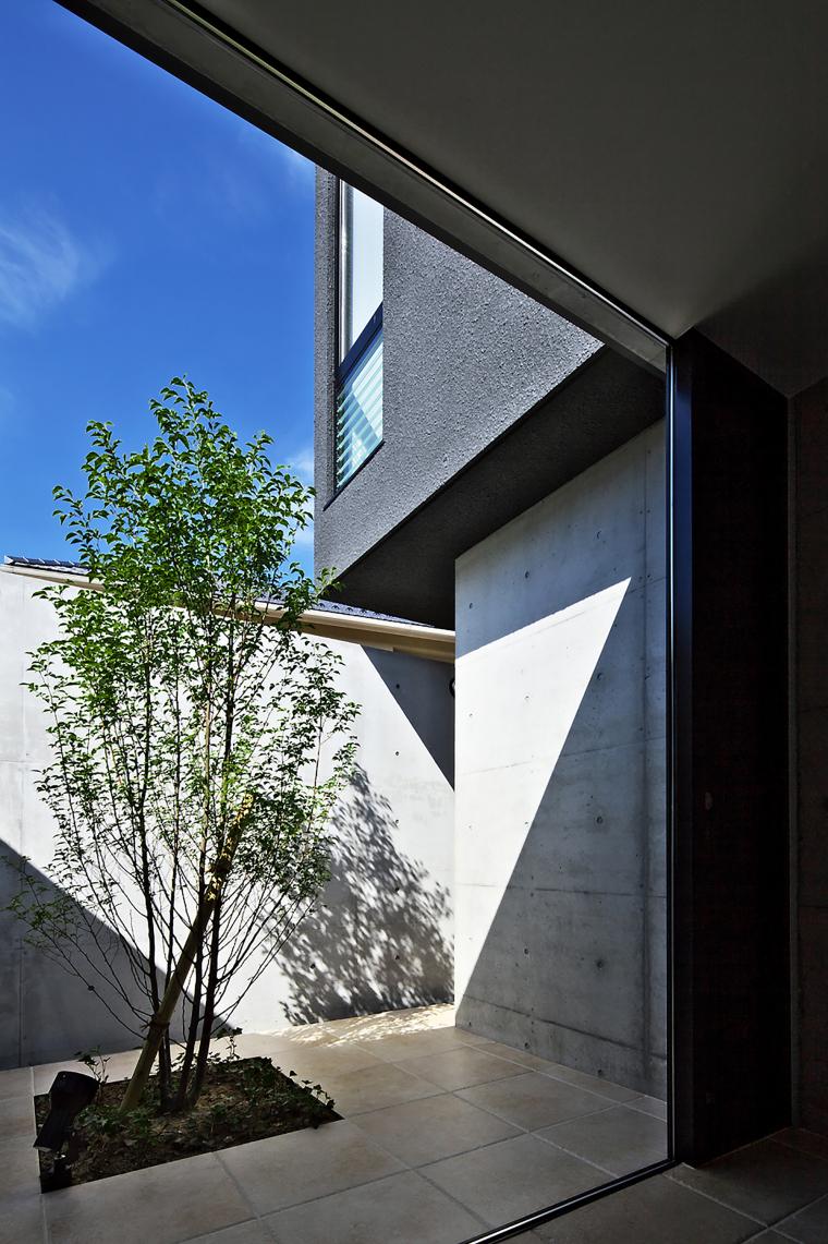 日本悬浮住宅外部内部实景图-日本悬浮住宅第26张图片
