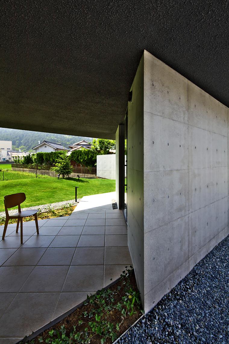 日本悬浮住宅外部之局部实景图-日本悬浮住宅第22张图片