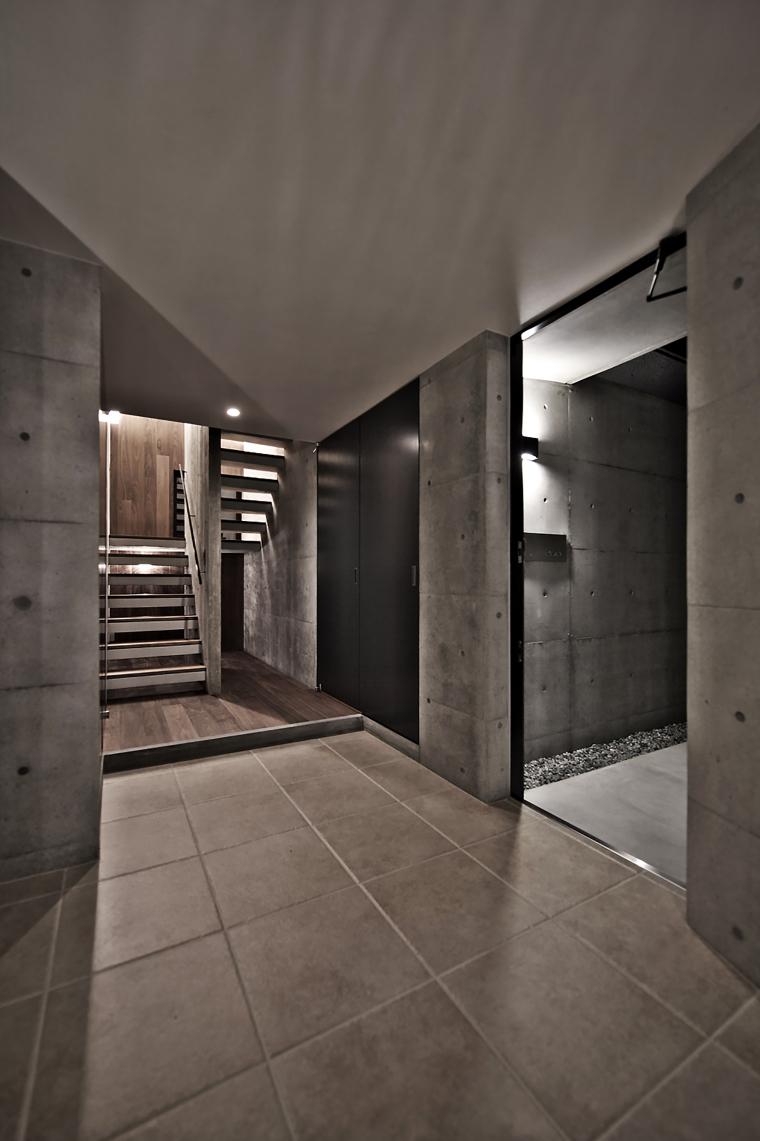日本悬浮住宅外部内部实景图-日本悬浮住宅第43张图片