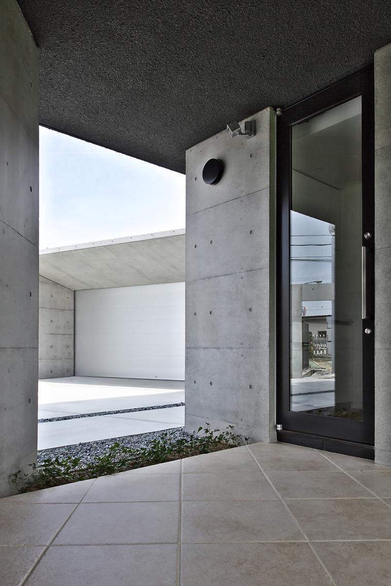 日本悬浮住宅外部之局部实景图-日本悬浮住宅第25张图片