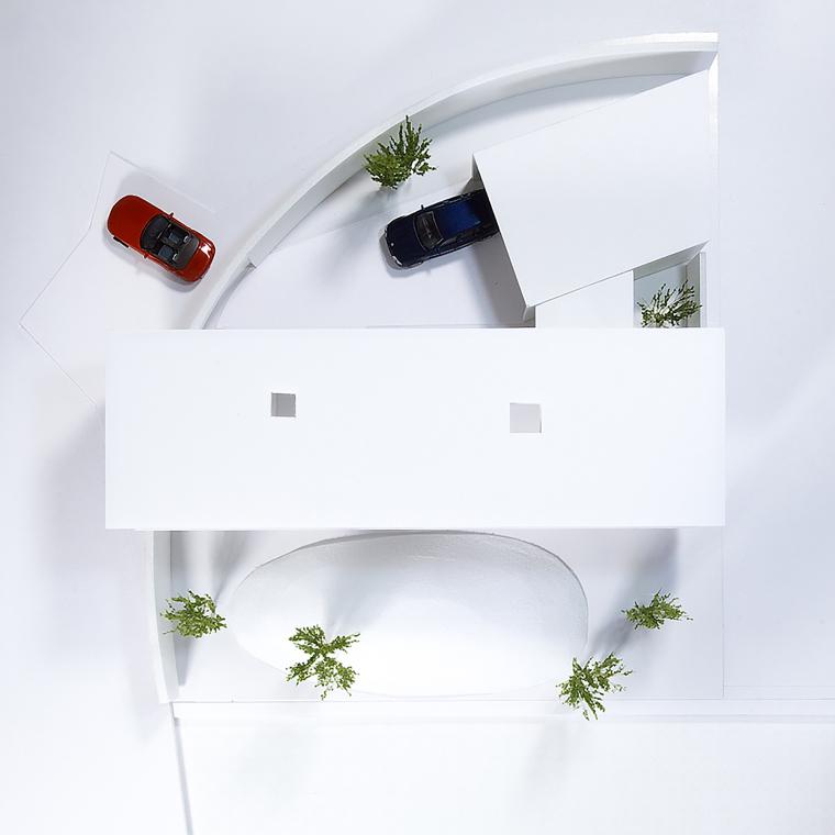 日本悬浮住宅模型图-日本悬浮住宅第45张图片