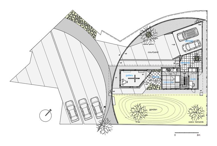 日本悬浮住宅平面图-日本悬浮住宅第46张图片