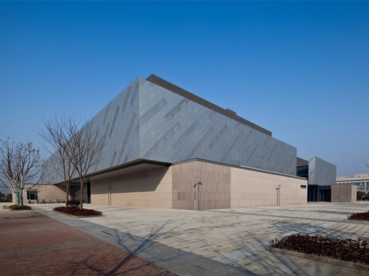江苏如东县城市规划展览中心