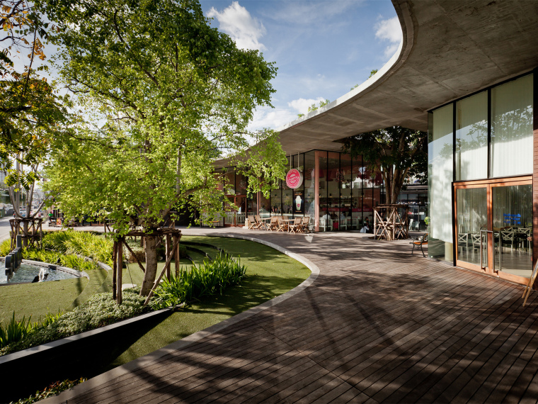 泰国Kurve 7购物中心