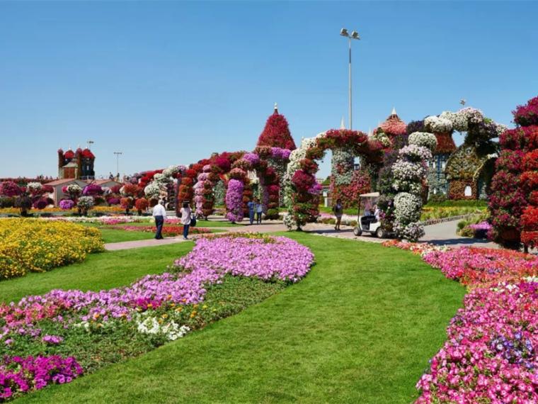 迪拜奇迹花园