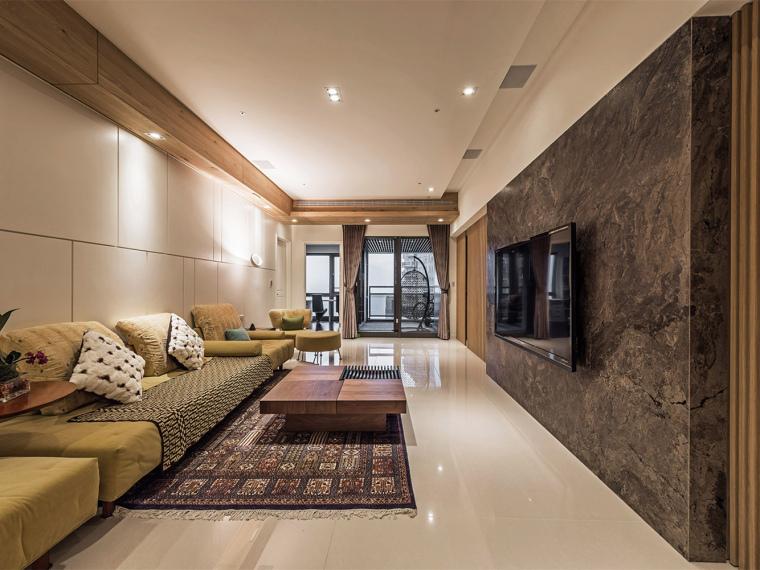 低调奢华个性家居设计