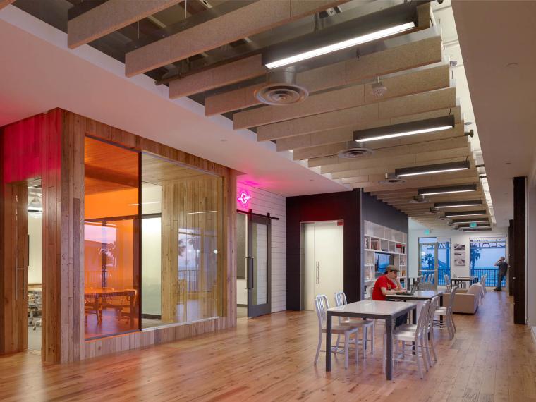 美国Innocean Worldwide公司办公室