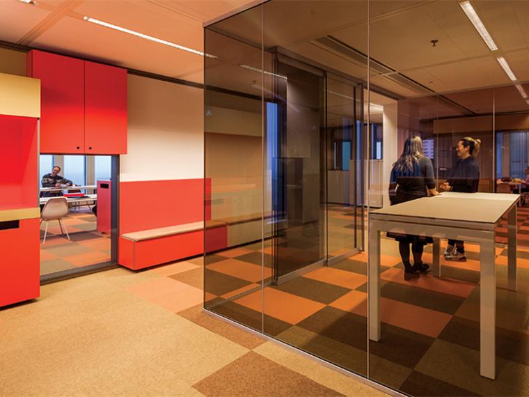 荷兰鹿特丹市政府办公室