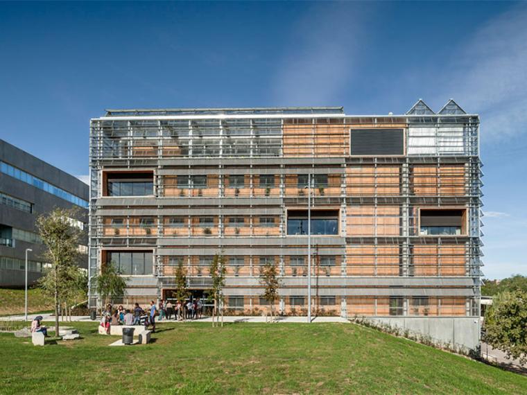 西班牙ICTA-ICP科研大楼第1张图片