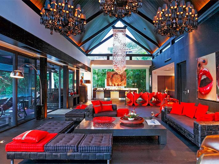 泰国Villa Yin豪华海景别墅