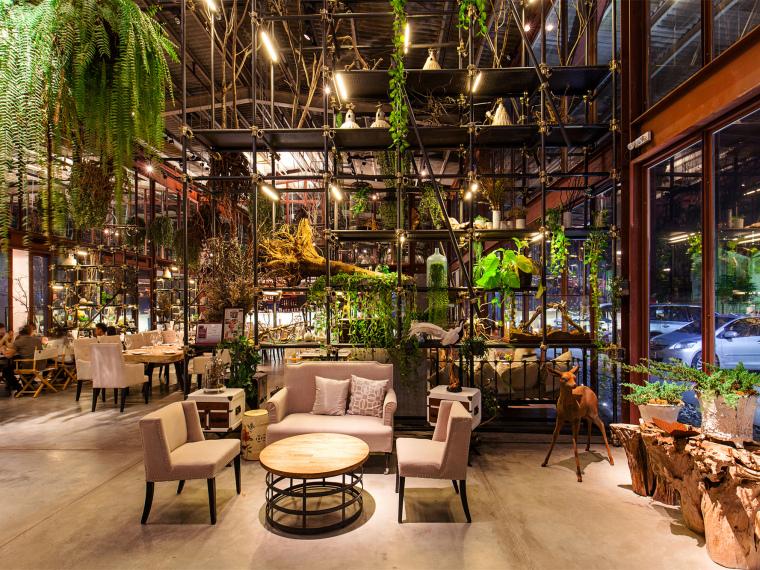 泰国曼谷Vivarium餐厅