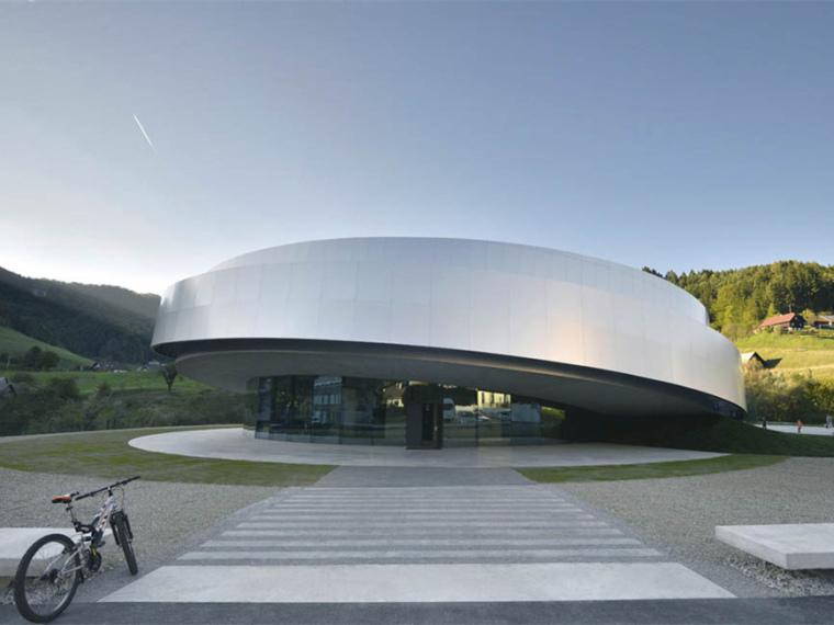 斯洛文尼亚太空科技文化中心