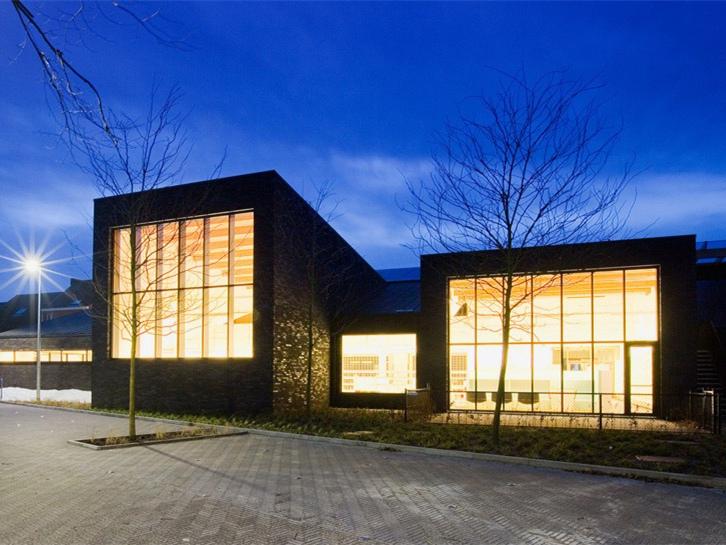 比利时祖瑟尔市公共图书馆