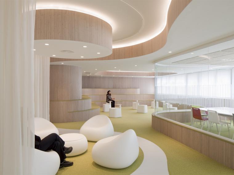 西班牙桑德尔国际创业中心办公室